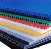 Panel Corrugated Plastic Sheet