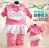 Fashion Baby girl clothes