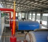 waste tires pyrolysis equipment with batch type