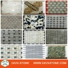 beautiful marble stone mosaic tile