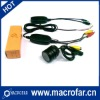 waterproof mini rearview car camera with gps power out,night vision(MF-2837BS)
