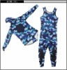 5mm Neoprene navy Camo diving suit manufacturer at China