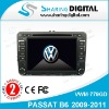 Sharing Digital High Tech Car Radio DVD Player GPS Navigation for VW PASSAT B6 2009-2011