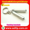 Promotional key chain gift with 1 led light