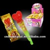 7g light up lollipop (heart shape)
