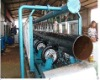 3PE layer coating line