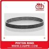 U-flex Motorcycle piston ring