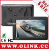 "Olink 7"" mobile embedded computer with touch screen for fleet management"