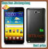 "in stock MTK6577 phone N7000/I9220 Android 4.0.4 OS 5.0"" WIFI 8MP Free IGO GPS Free Original Protector and Free Leather case"