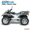 260cc Water Cooled quad atv with automatic transmission
