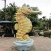 water play equipment simulation sea-horse