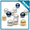 Factory Wholesale 5.5-8.5mm Half Drilled Akoya Loose Pearl