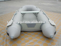 inflatable motor boat