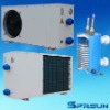 mini pool heater swimming pool heat pump for heating and cooling water