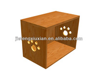 good quality square MDF Dog House