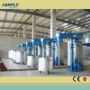 Paint production line