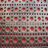 decorative perforated sheet metal (best metal mesh factory)