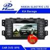 Kia Borrego/ Mohavi in dash car dvd player ,gps ! China manufacturer ! wholesaler