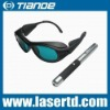 laser eye production goggle sells good in european
