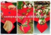 Christmas Printing Design Home/Cafe Table Cloth