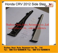 For 2012 New CRV Car Auto Parts Running Boards Arrival