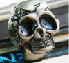 Fashion skull watch fingerl ring valentine's watch