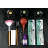 Professional eyelash extension kit in bag