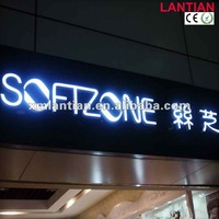LED sign for business advertisement light box(RoHS+CE+ISO9001)