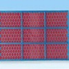 Derrck Wave type screen mesh