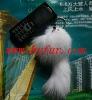 FY-SP001 Pure white fox fur accessories