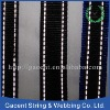 Nylon webbing for pet collar and leash