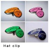 Golf hat clip