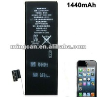 Replacement Parts Battery for New iPhone 5 1440 mAh