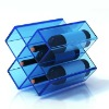 perspex wine bottle holders wine racks (HF-A-225)