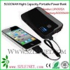 2012 New Products 5000MAH High Capacity Mobile Power Battery