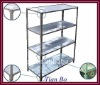 hot!!! slotted angle shelves/light duty storage shelves/warehouse shelving