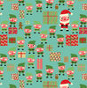 Custom Christmas Fabric
