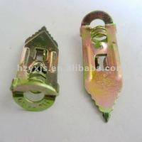roofing nail/color zinc plating expansion nail