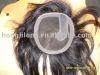 women toupees 100% human hair mono base /pu base/lace base all available