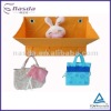 Household non-woven fabrics wall-hung type storage bag