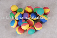 3 color toy ball