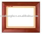 "10""x18""nonglare glass for picture frame"
