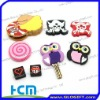 Promotion Fancy soft PVC Key Cap holder