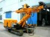 Full hydraulic crawer anchor drilling rig