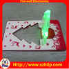 lighted flat christmas tree,led card light for christmas tree, Tree LED Card Christmas light supplier & manufactory