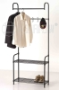 Cheap Stand Metal Clothes Hanger Rack