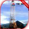 S600 high efficiency water well drilling rig in popular 600m depth