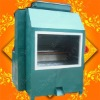 50KW Aluminum Electrostatic Separator Machine with Dry Separating