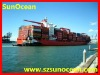sea freight to PARAGUAY from shanghai,shenzhen