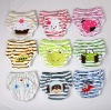 Natural Cotton Training Baby Pants Free Trainners
